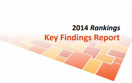 2014 County Health Rankings Key Findings Report cover image