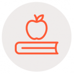Icon for education